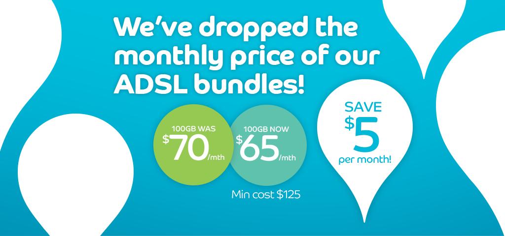 Belong ADSL2+ - ADSL2+ Broadband, ADSL2+ Bundles